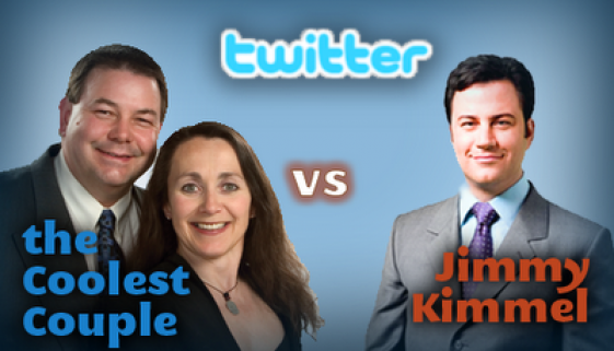 The Coolest Couple vs Jimmy Kimmel