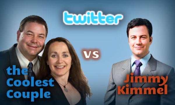 The Coolest Couple vs Jimmy Kimmel