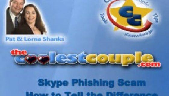 Skype Phishing Scam