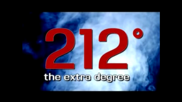 212 Degrees - The Extra Degree